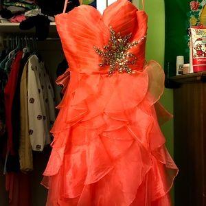 Dama(Quinceañera)/Prom Dress